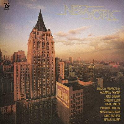 NEW YORK アルバム MHJL-152