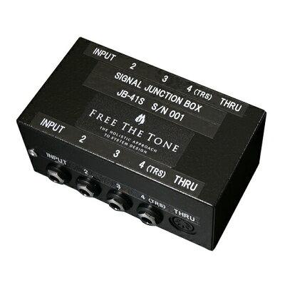 Free The Tone JB-41 SIGNAL JUNCTION BOX