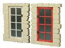 フロントラインシリーズ 1/35 ヨーロッパの家の窓C 2組入 コバアニ模型工房
