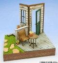 スウィートスタイル 1/24 ガーデンA ハウスとデッキのある庭 ジオラマセット コバアニ模型工房