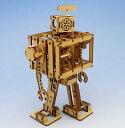 木製組立キット ボードボット 1号機 コバアニ模型工房