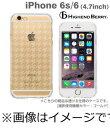 HB64-STPU-HST Highend Berry iPhone6/6s用 ソフトTPUケース ハウンズトゥース HB64STPUHST