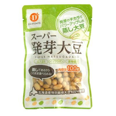 だいずデイズ スーパー発芽大豆 100g