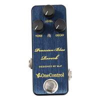 One Control Prussian Blue Reverb リバーブ エフェクター