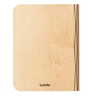 Lumiosf ランプ メープル 間接照明 充電式ランプ インテリア家具 アウトドア