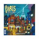 パリ-光の都 語版 テンデイズゲームズ ボードゲーム アナログゲーム テーブルゲーム