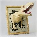 ペーパーナノ PNF-005 フレームインシリーズ ティラノサウルス カワダ