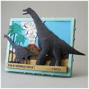 ペーパーナノ PNF-006 フレームインシリーズ ブラキオサウルス カワダ