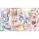 サプライ カードプレイマット 七つの美徳シリーズ:純潔四大守護天使