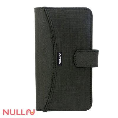 BELEX iPhone X用 Fashion Walle Case ブラック BLNL013BK