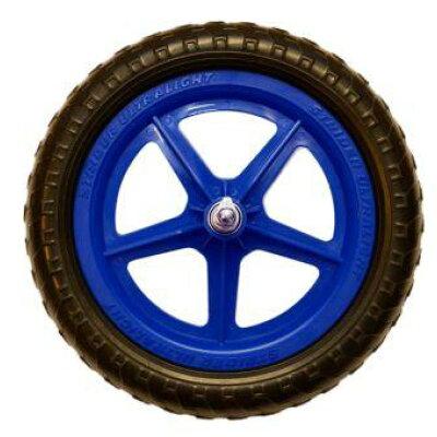 ストライダー オプションパーツ ウルトラライト カラーホイールタイヤ ブルー