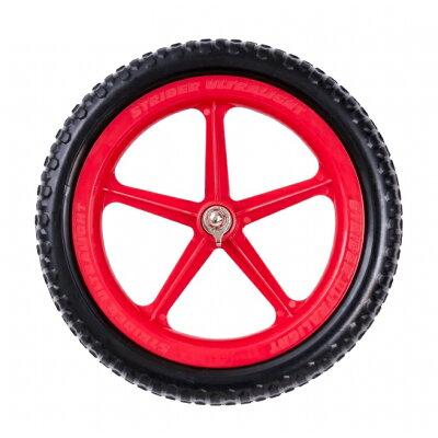 ストライダー オプションパーツ ウルトラライト カラーホイールタイヤ レッド