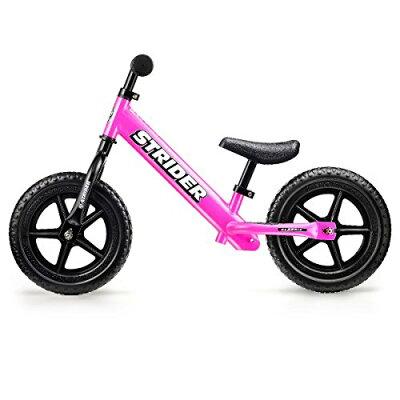 キッズ用ランニングバイク ストライダー クラシックモデル 427453 ピンク