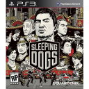 PS3 Sleeping Dogs アジア版