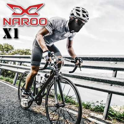 NAROO MASK (ナルーマスク) X1 ブラック