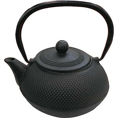 粋楽 鉄鋳物 急須900mL茶こし付 UW-2003