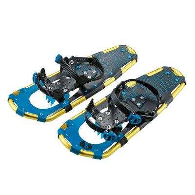 キャプテンスタッグ スノーシュー CS スノーシュー typell 25inc(キャリーバッグ付) UX-0887