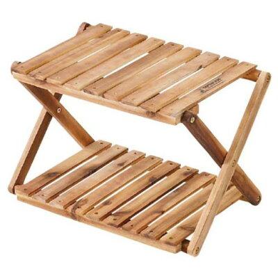 木製2段ラック460 UP2585CSC