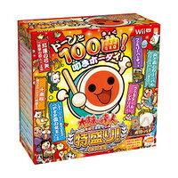 Wii U 太鼓の達人 特盛り! 太鼓とバチ 同梱版