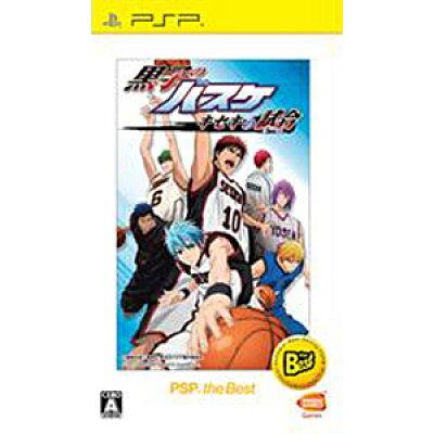 黒子のバスケ キセキの試合(PSP the Best)/PSP/ULJS19097/A 全年齢対象
