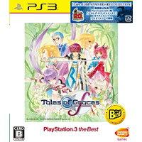 テイルズ オブ グレイセス エフ(PlayStation 3 the Best)/PS3/BLJS50035/B 12才以上対象