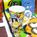 m&m's エムアンドエムズ マグカップ チョコレート 陶器製
