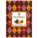 ニコベルチェ Nico Bellce 砂糖未使用チョコレート オレンジダーク 10粒