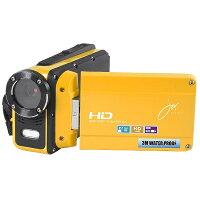 ジョワイユ ビデオカメラ JOY5000N イエロー