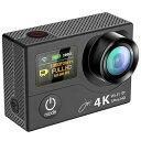 SVC500BK ジョワイユ 4K Wi-Fi アクションカメラ PRO smtb-k ky