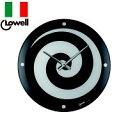 イタリアブランド Lowell ローウェル 掛け時計 Art.11809G 9120bs