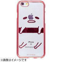 ROOX iPhone 7用 ぐでたま メタリックバンパー・クリアケース ぐでたま寿司 ローズゴールド S2BGTMIP7-SRG