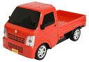 Linx SUZUKI スズキ 承認済 CARRY キャリイ COLORFUL COLLECTION 1/20スケール R/Cカー ラジオコントロールカー レッド 1377609