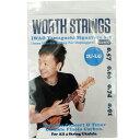 Worth Strings IU-LG IWAO Unplugged Low-G ウクレレ弦