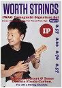 Worth Strings IP ウクレレ弦 IWAO Piezo High-G 63インチ フロロカーボン