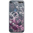 gourmandise Flower&butterfly iPod touch 第5世代対応 ハードジャケットケース MIT-08