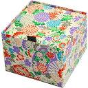 アモローサ/ダイヤモンド-モダン和85-百花繚乱 ブライトレッド/1237-30 6箱