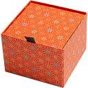 アモローサ/ダイヤモンド-モダン和85-銀朱 ブライトレッド/1238-30 6箱