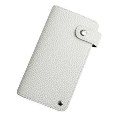 AWESOME オーサム スライドカードケース  20枚収納 ホワイト SCC 03