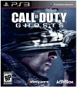 PS3 アジア版 Call of Duty GHOSTS コールオブデューティーゴースト