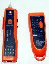 携帯 操作簡単 LANケーブルテスター 電話線 電気 通信 工事