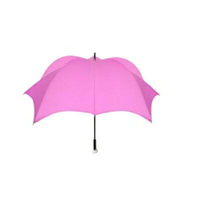 DiCesare Designs 長傘手開き晴雨兼用雨傘PUMPKINBRELLAWALKERCOLOURCOMBIピンク