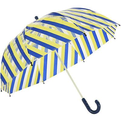 ぺアンブレラ Pair Umbrella 子供用 バードゲージ 子供用 長傘 手開き SWEDEN STOCKHOLM YE/BU 8本骨 50cm AA-35873 キッズ