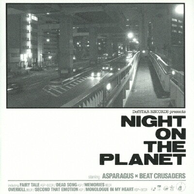 NIGHT ON THE PLANET/CD/DFCL-1322