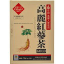 高麗紅参茶ゴールド 3g×50包