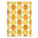 (ミニ封筒 オレンジ 70×100mm 5枚 SEP-12)並んだオレンジの柄がかわいいミニカード(CRACKLE)