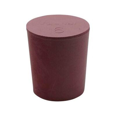アズワン 赤ゴム栓 6-337-06