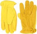 Justin ジャスティン Deer Backskin Glove 21102 M USサイズ