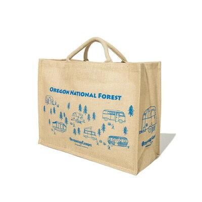 Oregonian Camper オレゴニアンキャンパー ジュートキャリオールM/オレゴンフォレスト/M OCB-703ベージュ