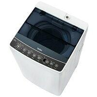 Haier 全自動洗濯機4.5kg JW-C45A/ブラック