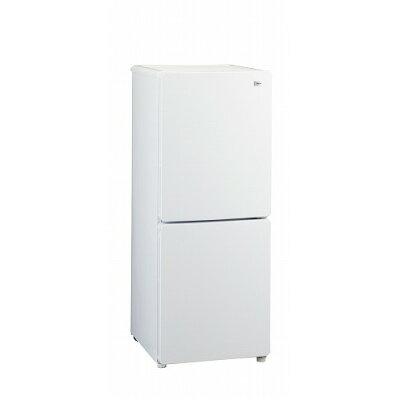 Haier 2ドア冷蔵庫 JR-N130A(W)